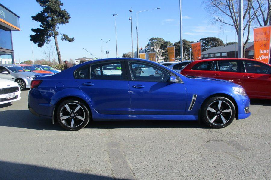 image-2, 2016 HOLDEN COMMODORE SV6 at Christchurch