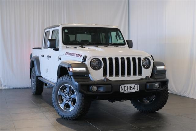 image-0, 2020 Jeep Gladiator RUBICON 3.6L Petrol at Dunedin