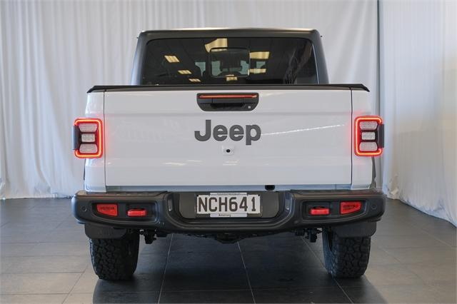 image-3, 2020 Jeep Gladiator RUBICON 3.6L Petrol at Dunedin