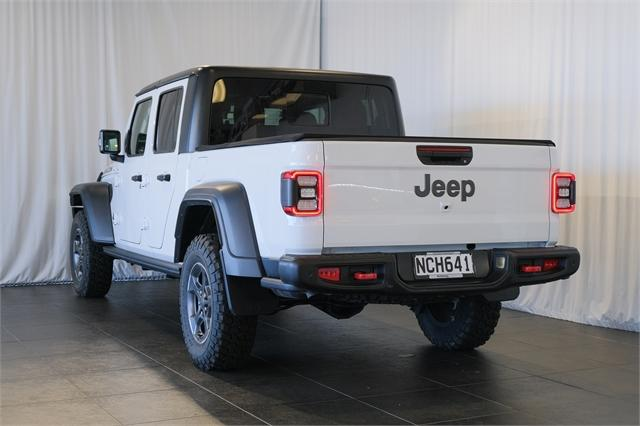 image-4, 2020 Jeep Gladiator RUBICON 3.6L Petrol at Dunedin