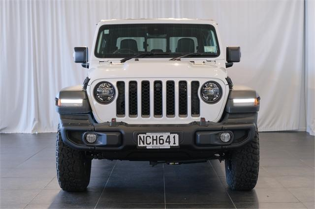 image-1, 2020 Jeep Gladiator RUBICON 3.6L Petrol at Dunedin