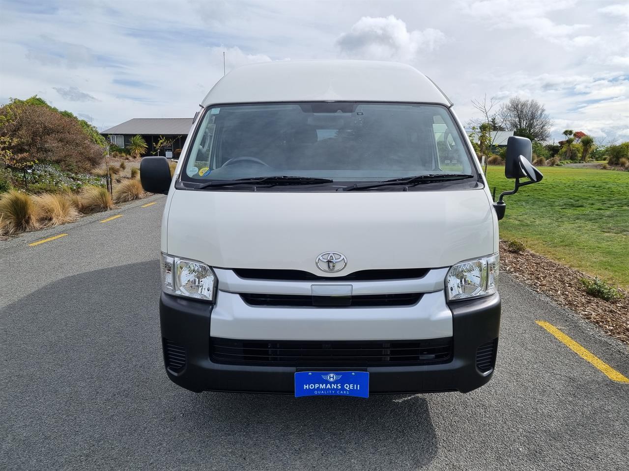 image-1, 2018 Toyota Hiace 12 Seat 2.8TD at Christchurch