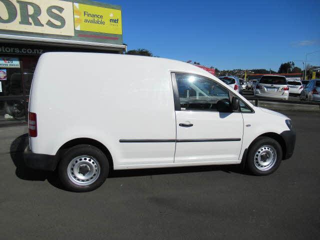 image-1, 2014 Volkswagen Caddy TSI at Dunedin