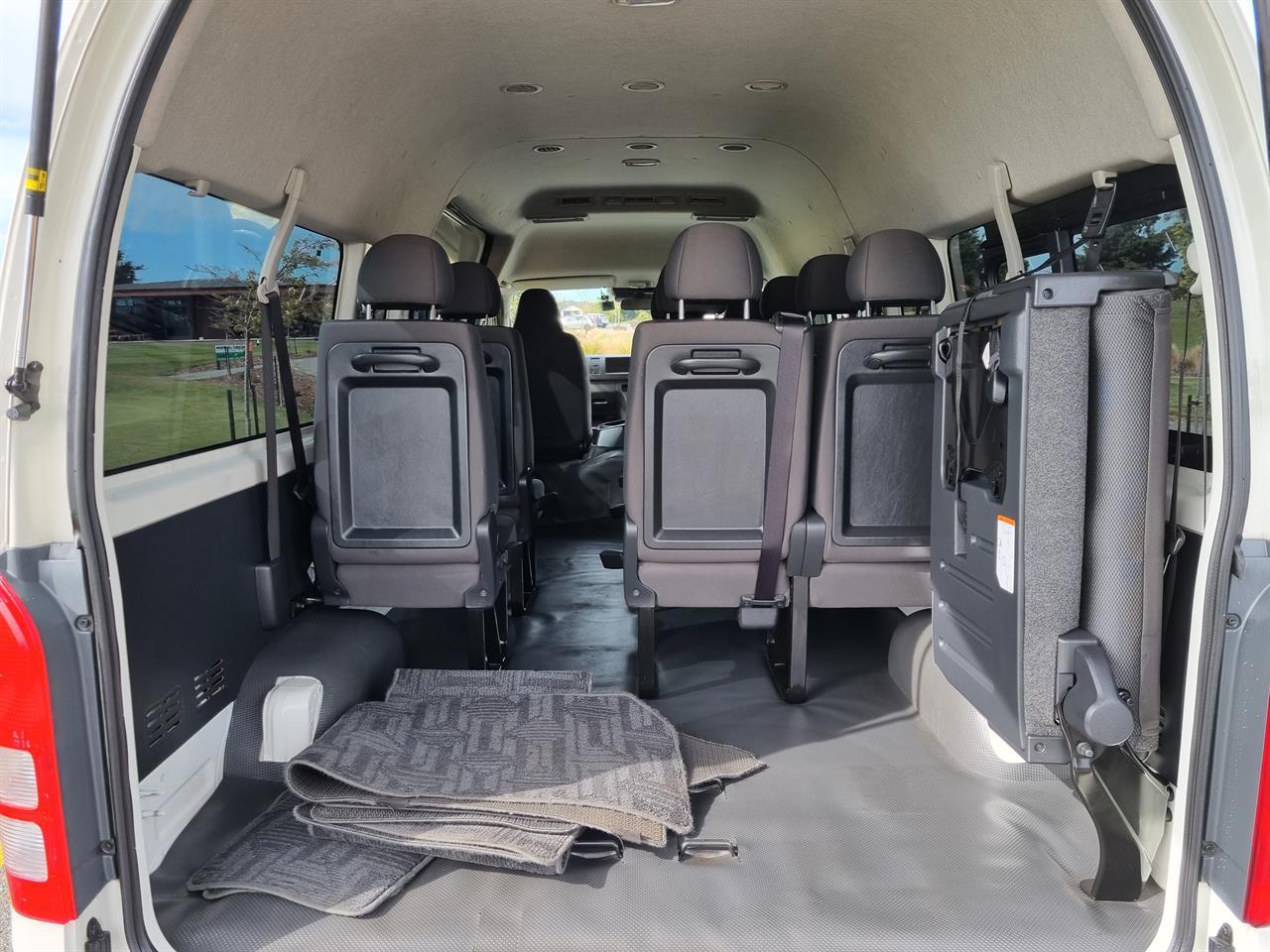 image-9, 2018 Toyota Hiace 12 Seat 2.8TD at Christchurch