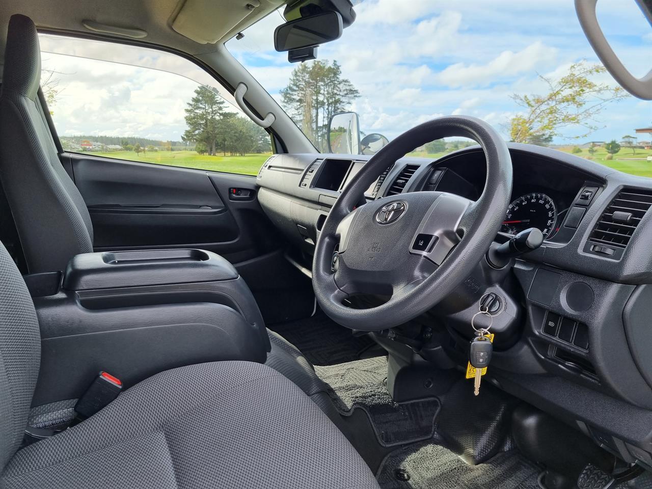 image-6, 2018 Toyota Hiace 12 Seat 2.8TD at Christchurch