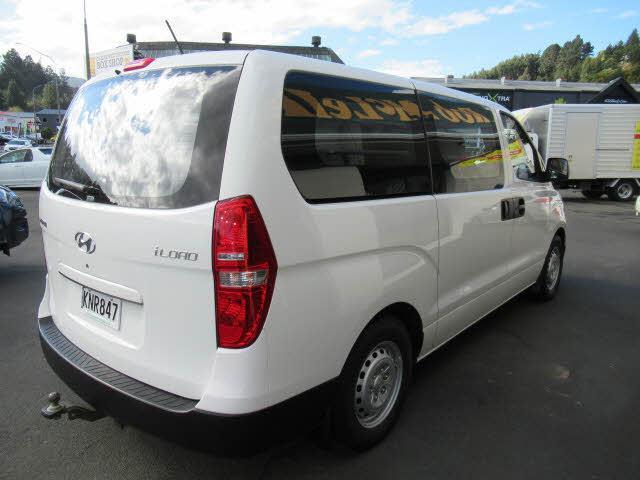 image-4, 2017 Hyundai I-Load 11 Seater at Dunedin