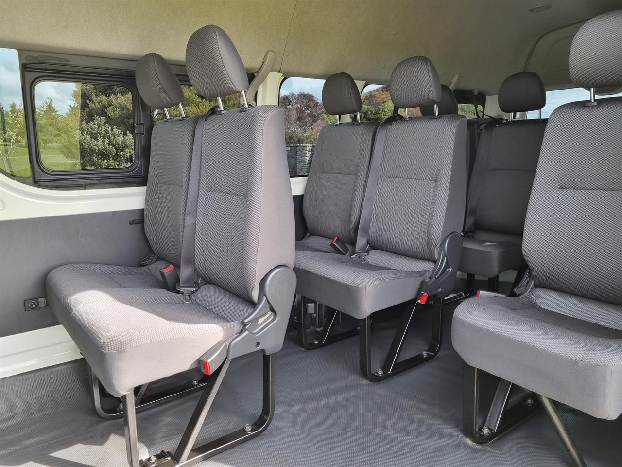 image-8, 2018 Toyota Hiace 12 Seat 2.8TD at Christchurch