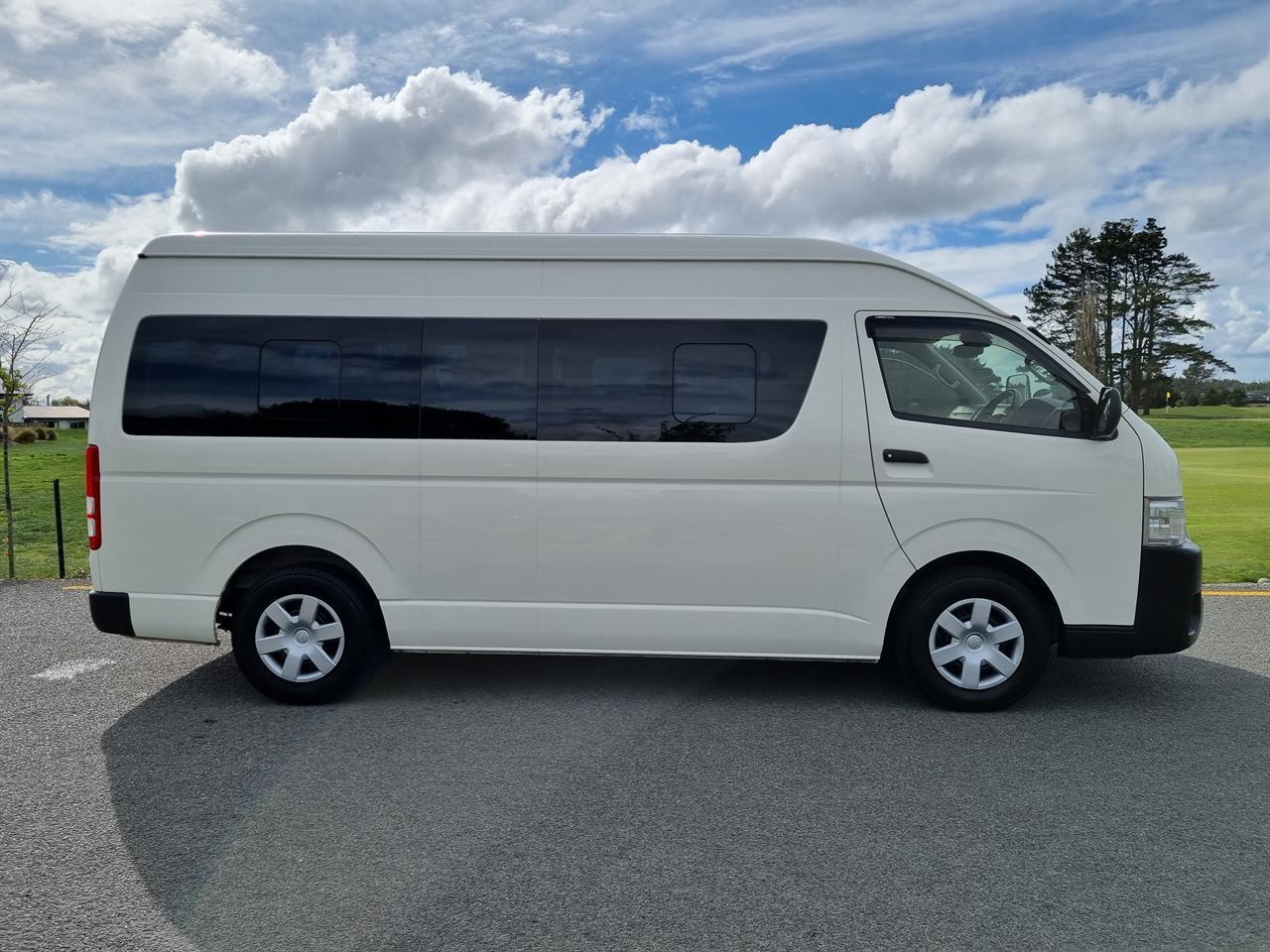 image-5, 2018 Toyota Hiace 12 Seat 2.8TD at Christchurch