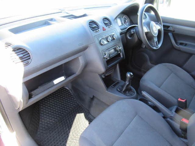 image-13, 2014 Volkswagen Caddy TSI at Dunedin