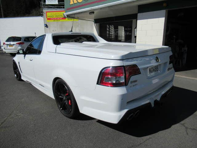 image-11, 2016 Holden HSV Maloo W507 R8 Supercharged at Dunedin