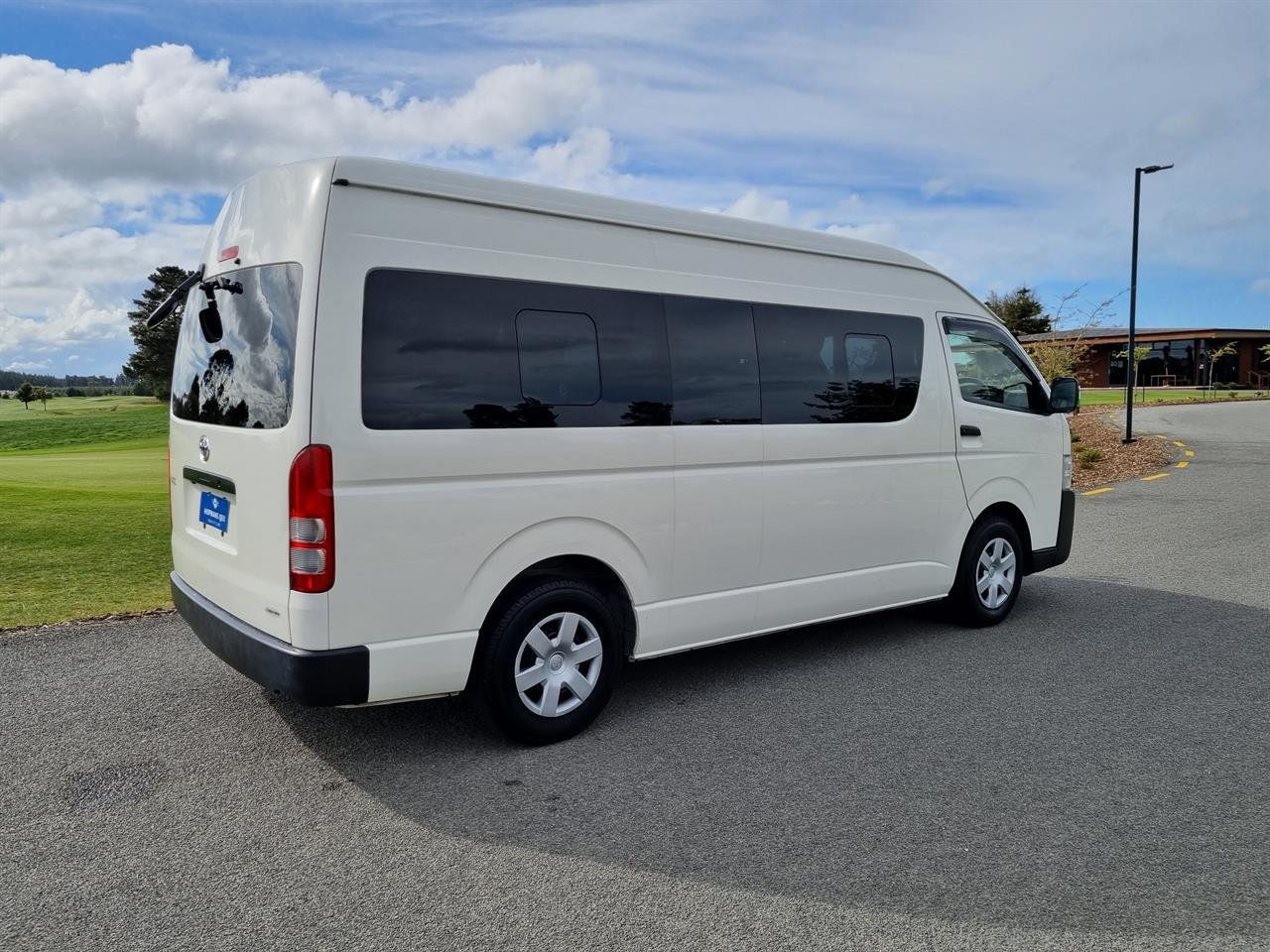image-4, 2018 Toyota Hiace 12 Seat 2.8TD at Christchurch
