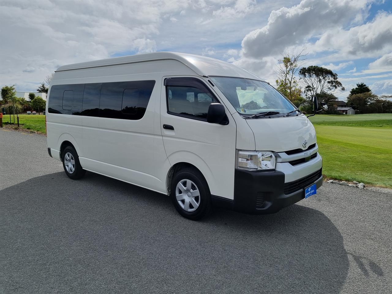 image-0, 2018 Toyota Hiace 12 Seat 2.8TD at Christchurch