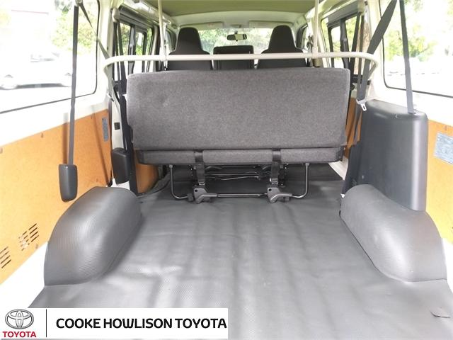 image-9, 2016 Toyota Hiace ZX With Seats at Dunedin