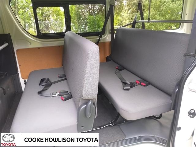 image-8, 2016 Toyota Hiace ZX With Seats at Dunedin