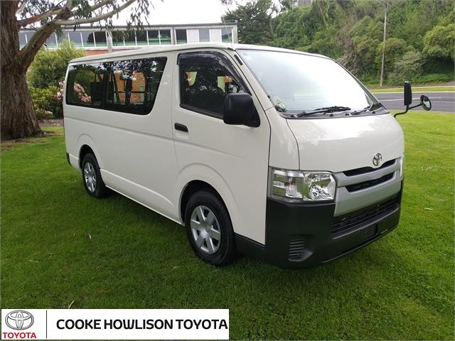 image-0, 2016 Toyota Hiace ZX With Seats at Dunedin