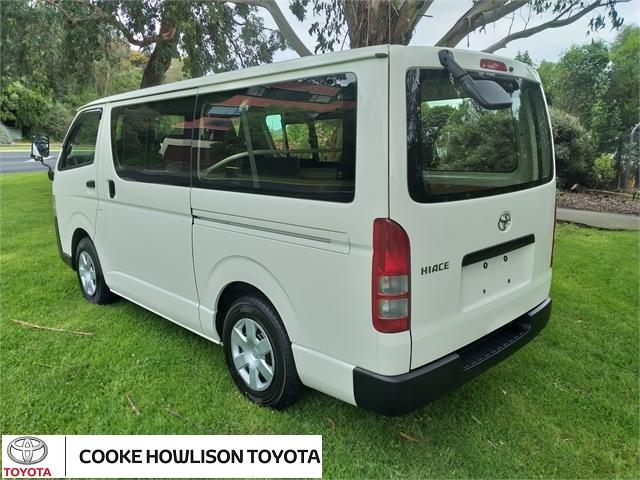 image-3, 2016 Toyota Hiace ZX With Seats at Dunedin
