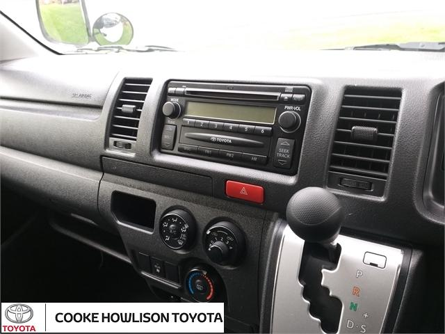 image-12, 2016 Toyota Hiace ZX With Seats at Dunedin