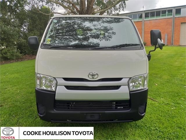 image-1, 2016 Toyota Hiace ZX With Seats at Dunedin