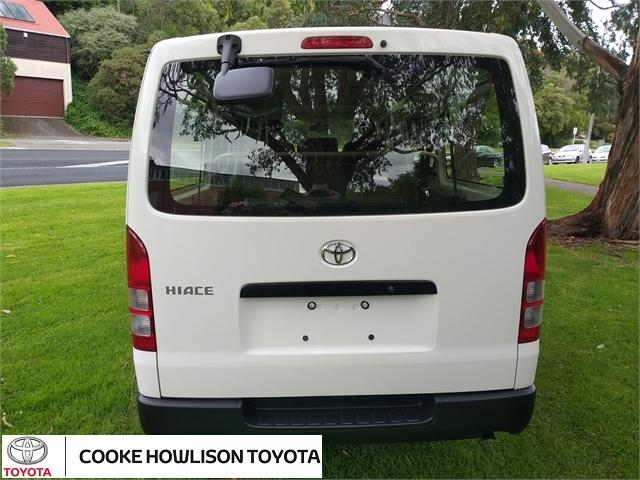 image-4, 2016 Toyota Hiace ZX With Seats at Dunedin