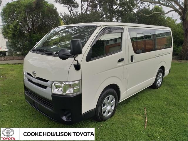 image-2, 2016 Toyota Hiace ZX With Seats at Dunedin