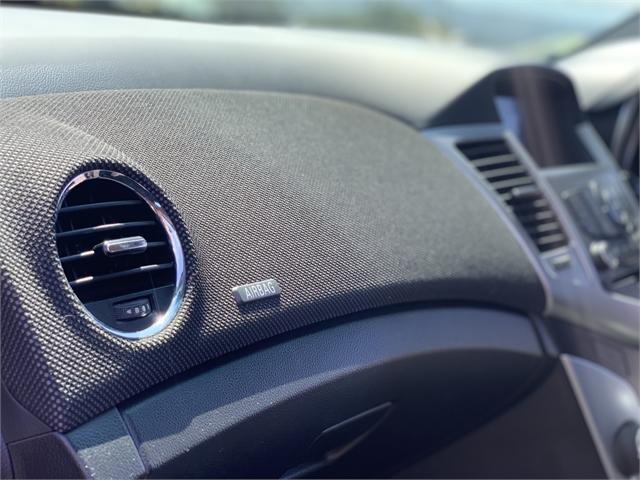 image-15, 2015 Holden Cruze 1.8L Equipe Sedan Auto at Dunedin