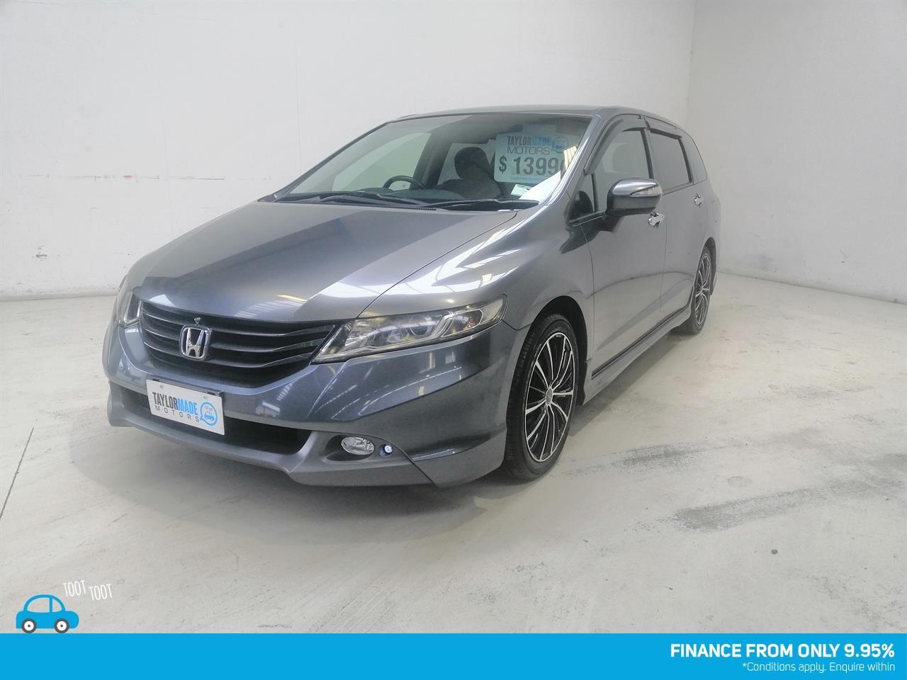 image-2, 2011 Honda Odyssey at Dunedin