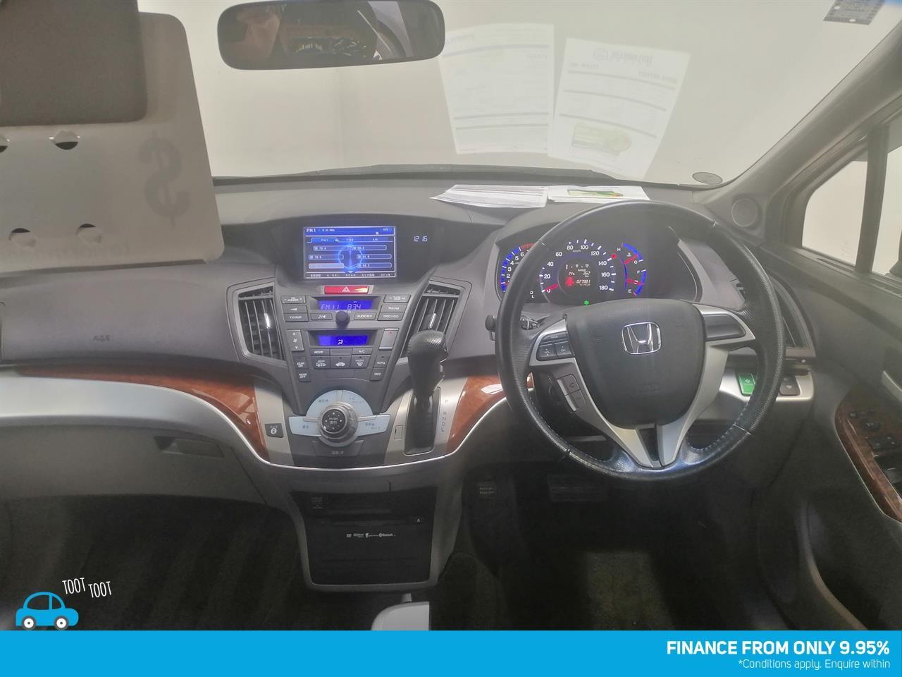 image-12, 2011 Honda Odyssey at Dunedin