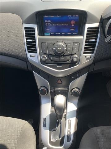 image-18, 2015 Holden Cruze 1.8L Equipe Sedan Auto at Dunedin