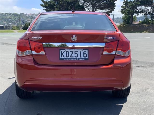 image-3, 2015 Holden Cruze 1.8L Equipe Sedan Auto at Dunedin