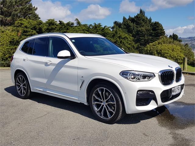 image-0, 2020 BMW X3 xDrive20d M-Sport +Innovations at Dunedin