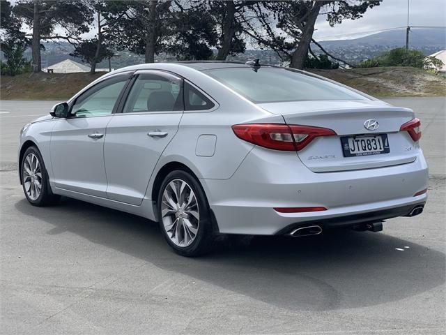 image-4, 2016 Hyundai Sonata 2.0 Turbo Elite A6 LTD at Dunedin