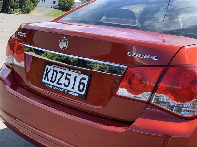 image-8, 2015 Holden Cruze 1.8L Equipe Sedan Auto at Dunedin