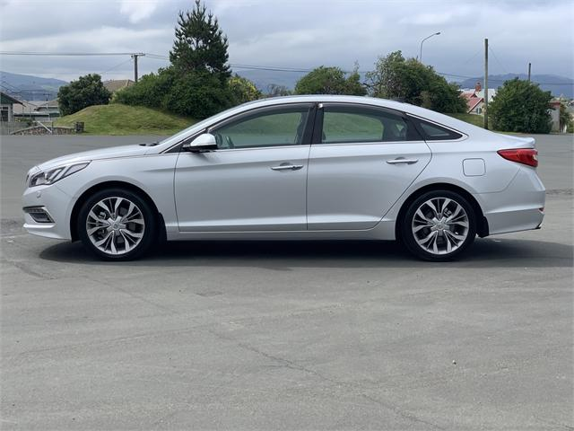 image-5, 2016 Hyundai Sonata 2.0 Turbo Elite A6 LTD at Dunedin
