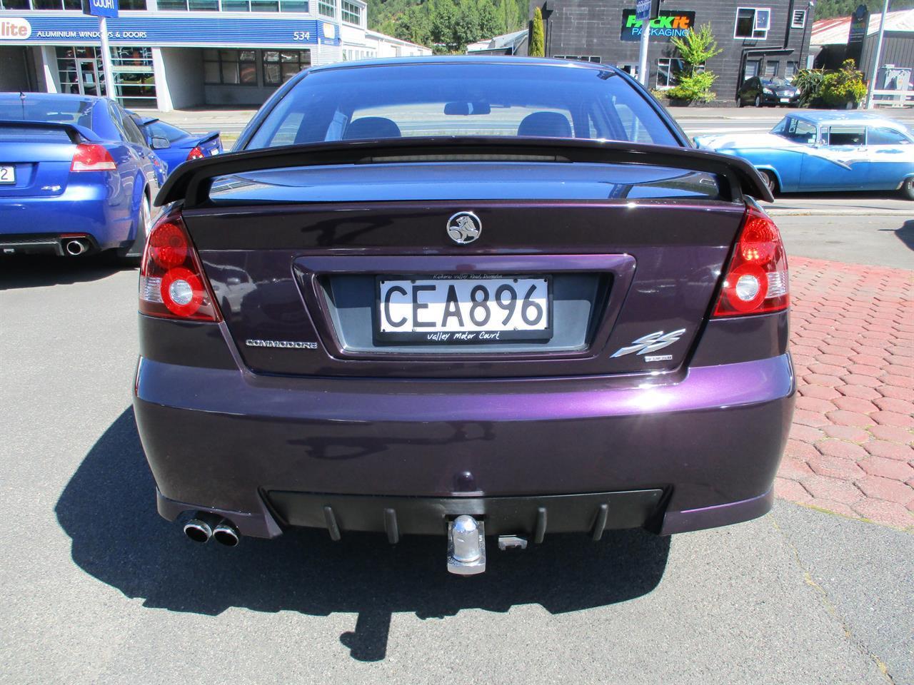 image-5, 2004 Holden Commodore SS AUTO V8 at Dunedin