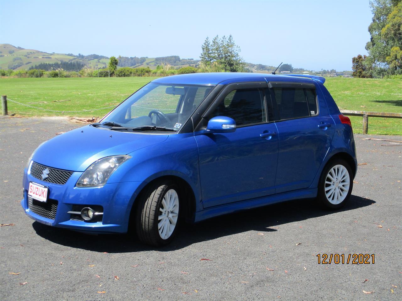 image-2, 2009 Suzuki Swift 1.6 sport at Dunedin
