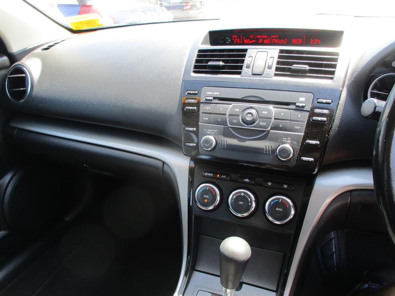 image-17, 2011 Mazda Mazda6 N GLX 2.0 5AT at Dunedin