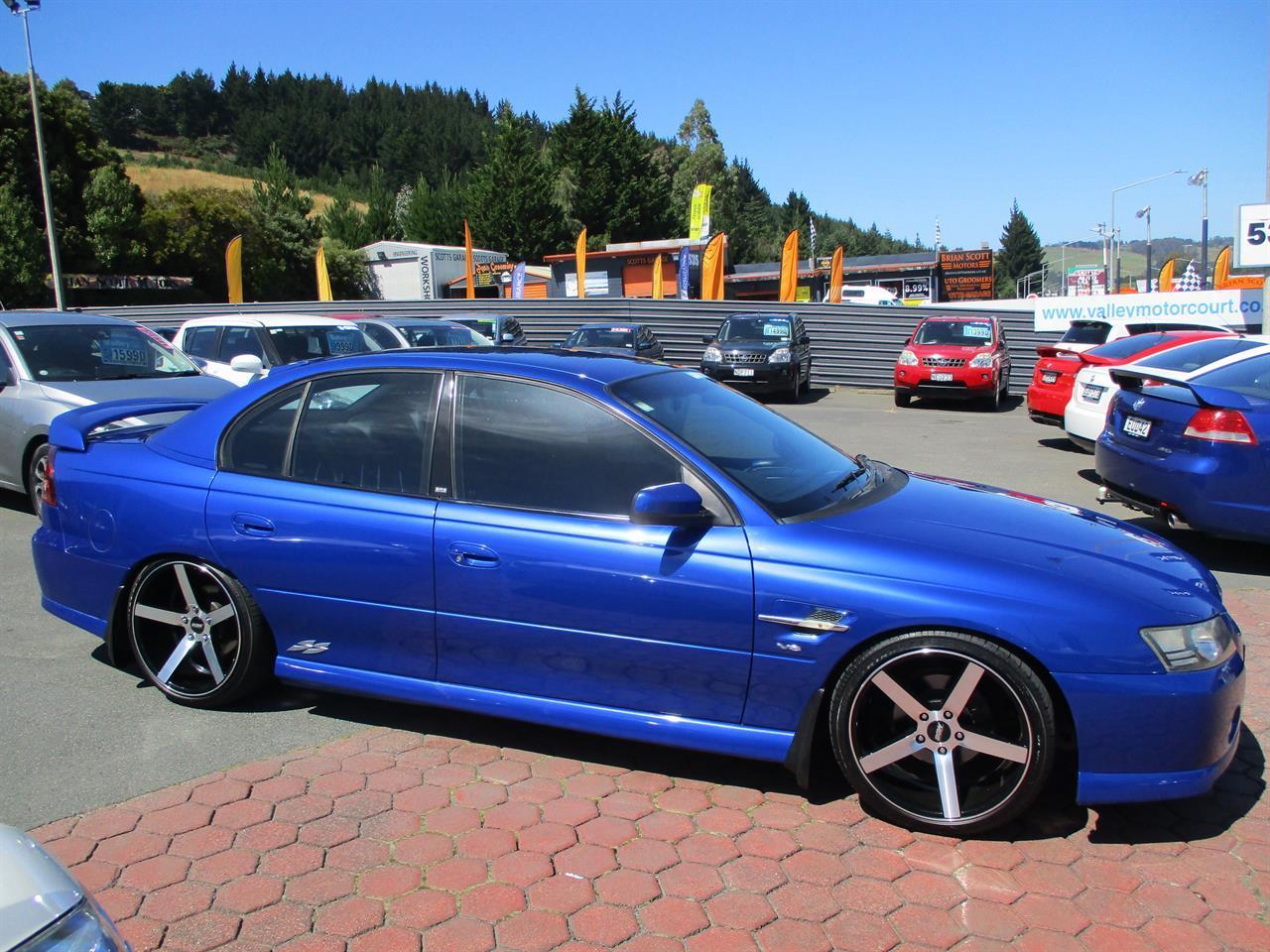 image-3, 2005 Holden Commodore VZ SS at Dunedin