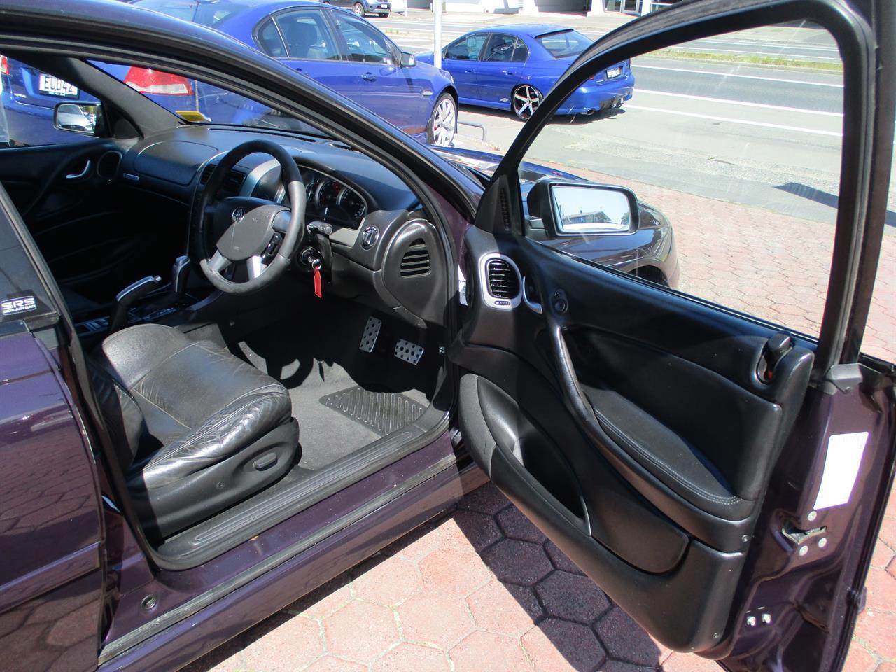 image-15, 2004 Holden Commodore SS AUTO V8 at Dunedin