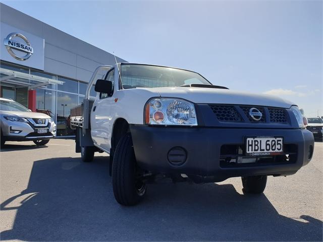 image-1, 2013 Nissan Navara DX 2WD Manual 2.5D S/C at Christchurch