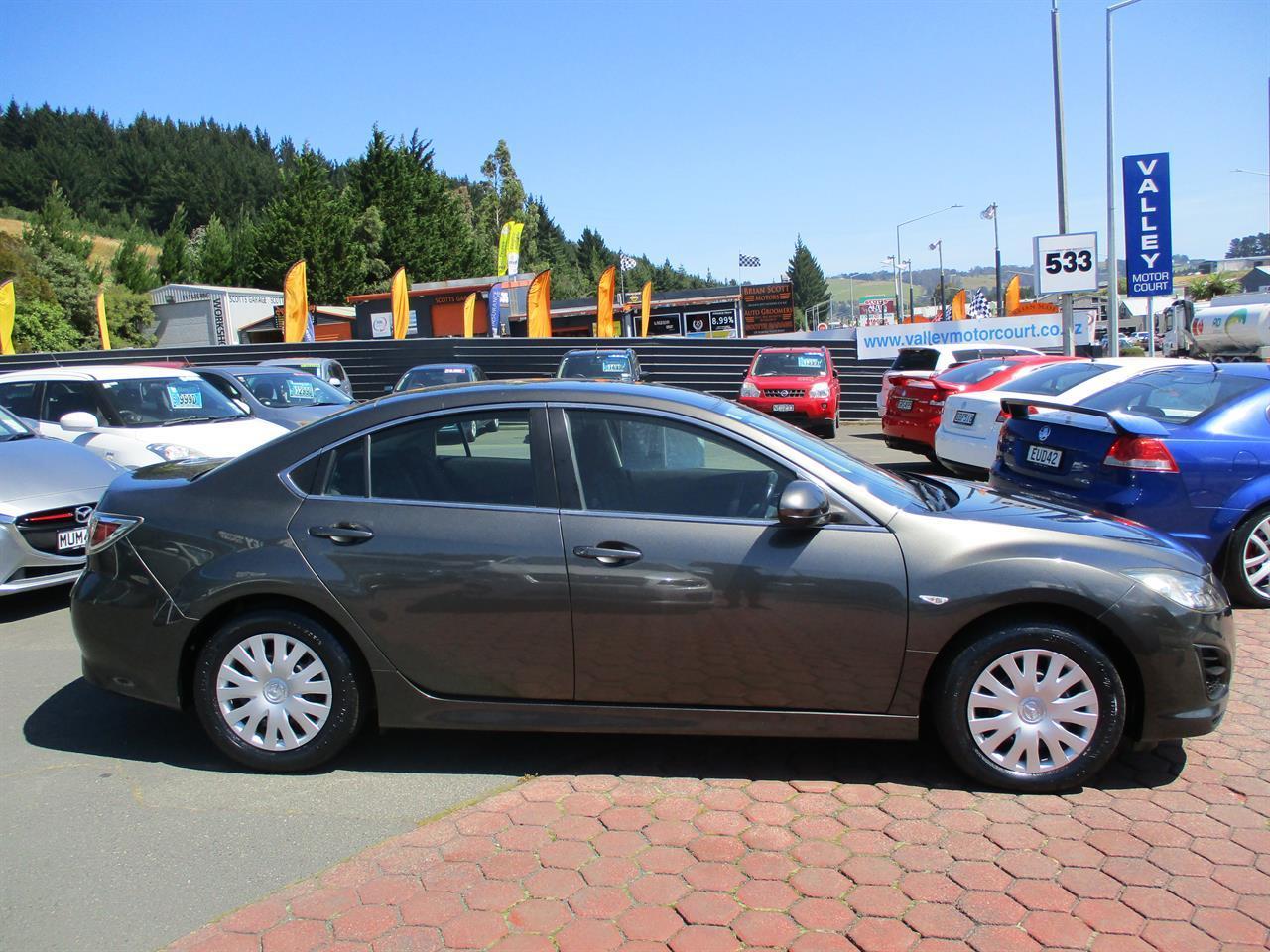image-2, 2011 Mazda Mazda6 N GLX 2.0 5AT at Dunedin