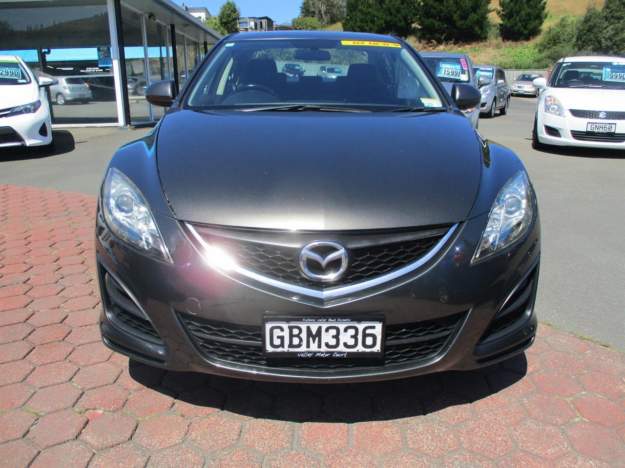 image-10, 2011 Mazda Mazda6 N GLX 2.0 5AT at Dunedin