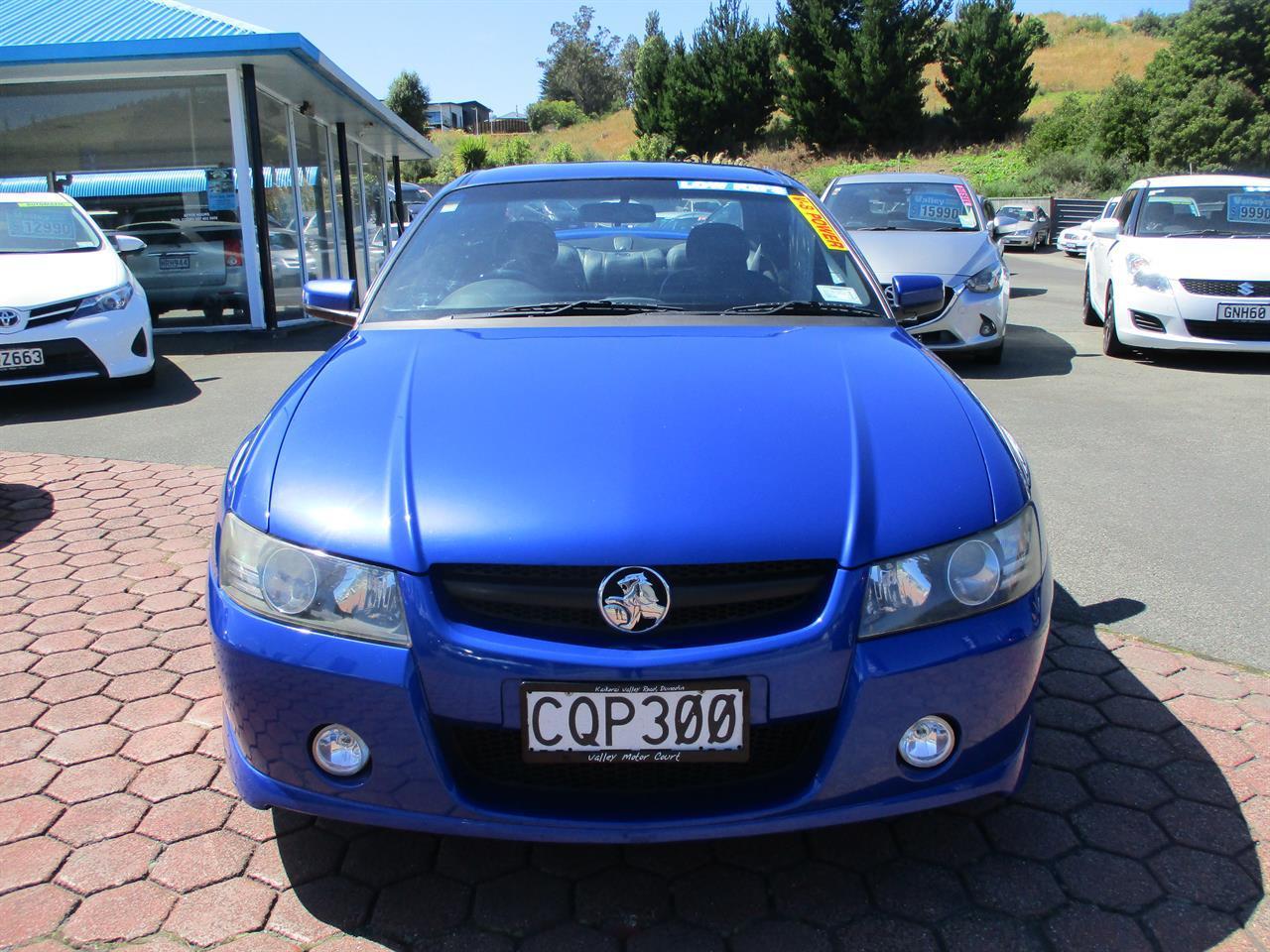 image-9, 2005 Holden Commodore VZ SS at Dunedin