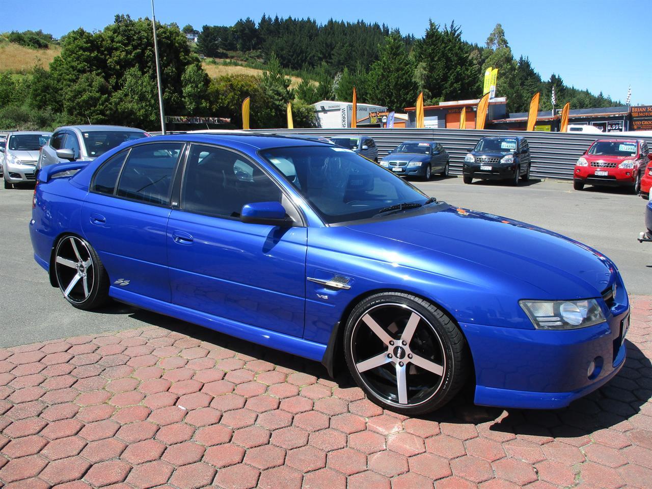 image-2, 2005 Holden Commodore VZ SS at Dunedin