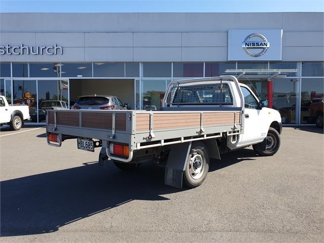image-2, 2013 Nissan Navara DX 2WD Manual 2.5D S/C at Christchurch