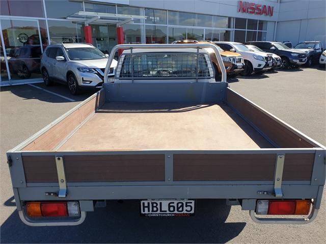 image-8, 2013 Nissan Navara DX 2WD Manual 2.5D S/C at Christchurch