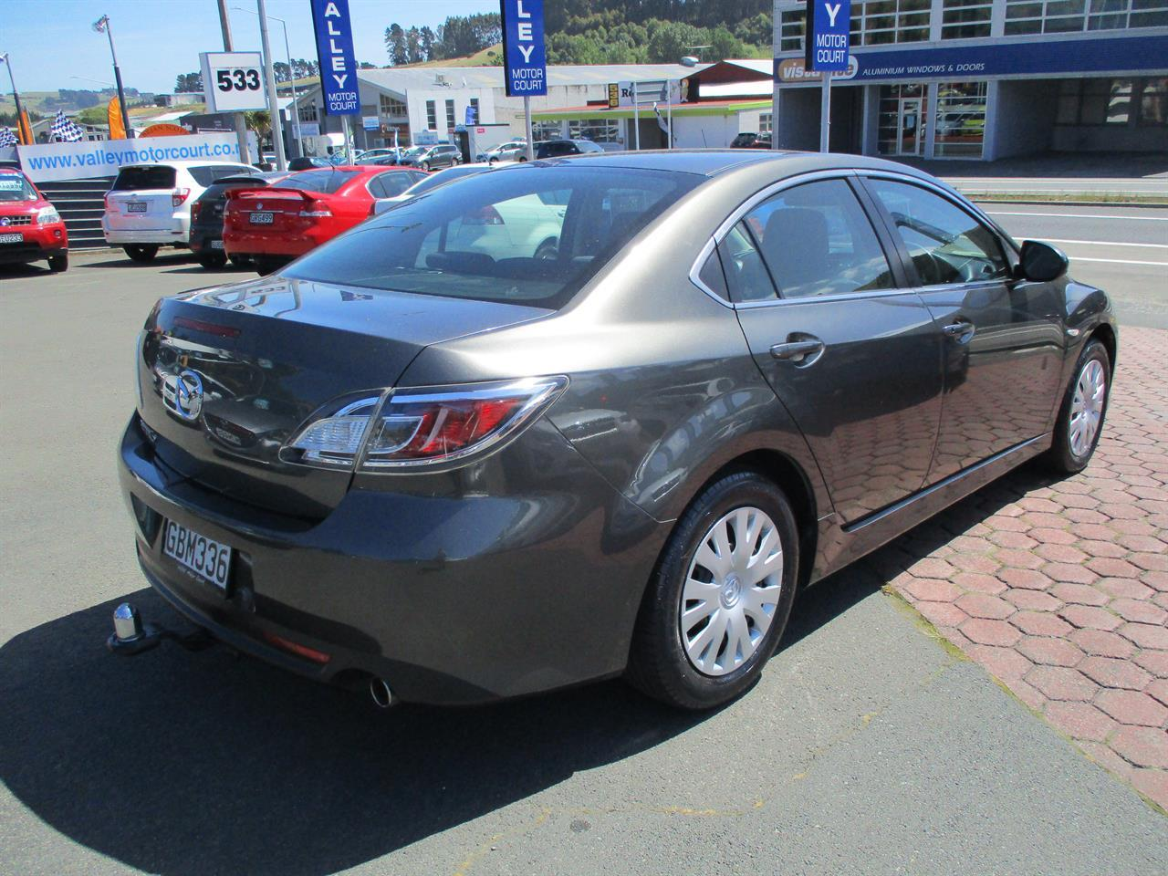image-4, 2011 Mazda Mazda6 N GLX 2.0 5AT at Dunedin