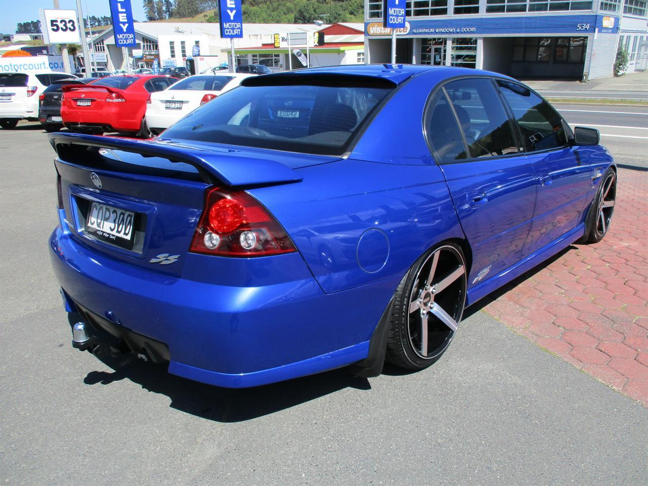 image-4, 2005 Holden Commodore VZ SS at Dunedin