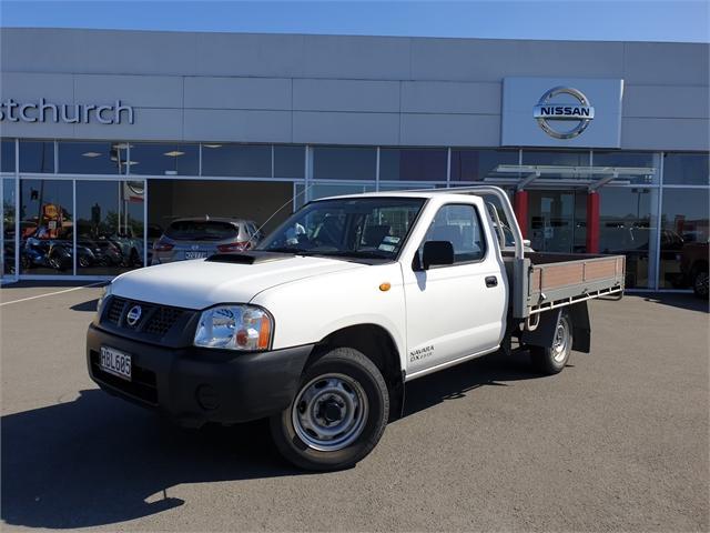 image-0, 2013 Nissan Navara DX 2WD Manual 2.5D S/C at Christchurch