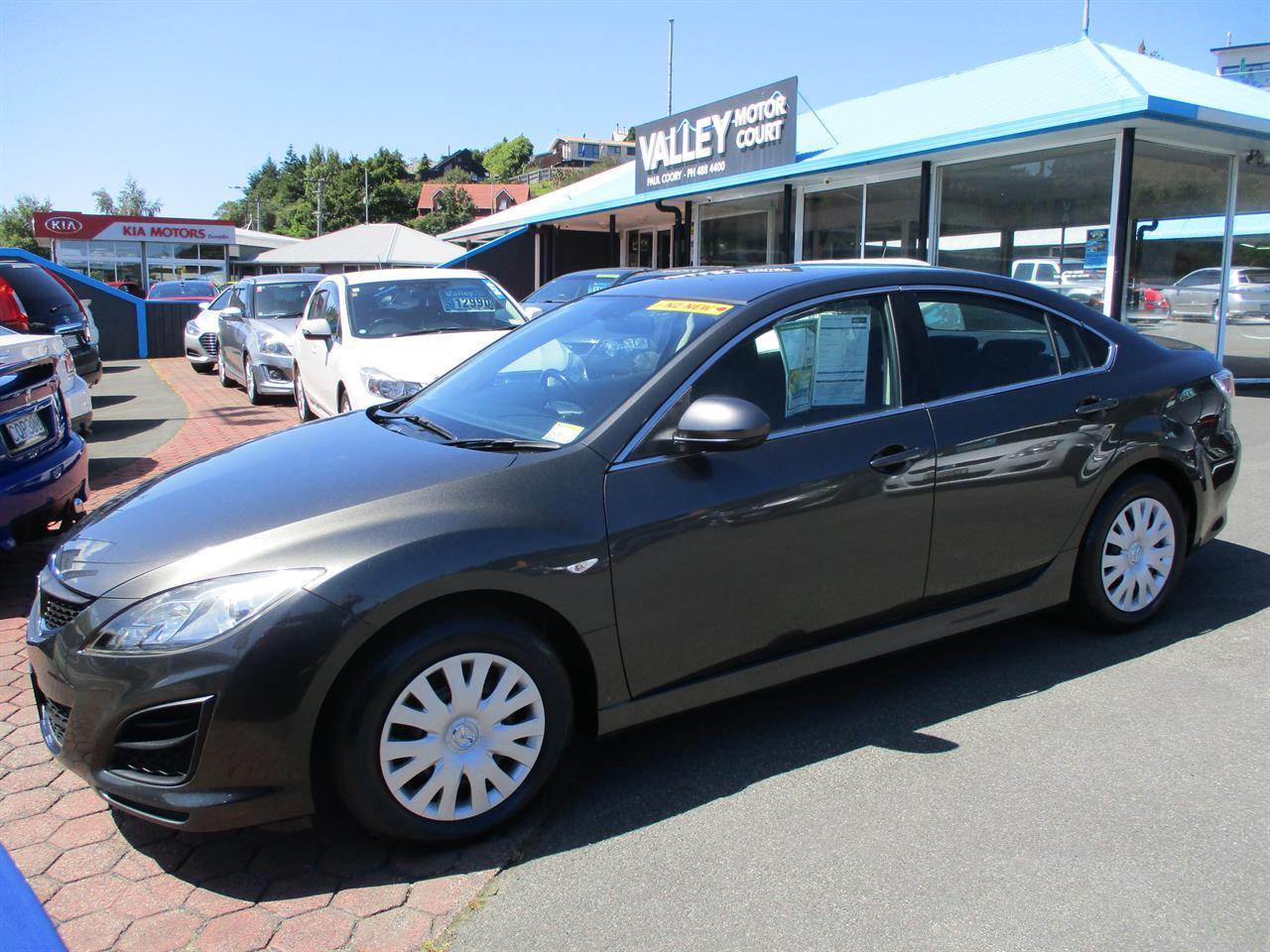 image-8, 2011 Mazda Mazda6 N GLX 2.0 5AT at Dunedin