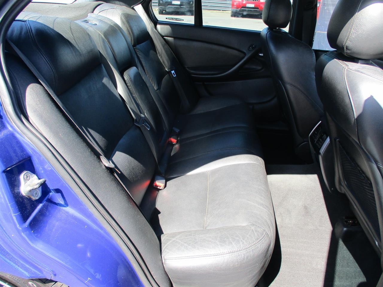 image-13, 2005 Holden Commodore VZ SS at Dunedin